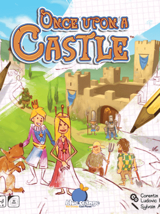 Buy Once Upon a Castle only at Bored Game Company.