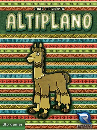 Buy Altiplano only at Bored Game Company.