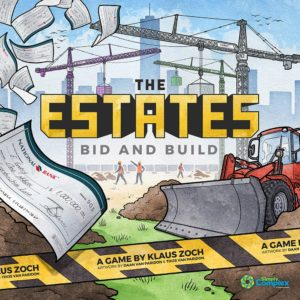 Buy The Estates only at Bored Game Company.