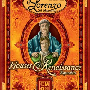 Buy Lorenzo il Magnifico: Houses of Renaissance only at Bored Game Company.