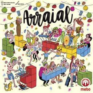 Buy Arraial only at Bored Game Company.