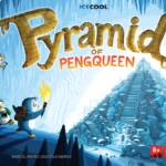 Buy Pyramid of Pengqueen only at Bored Game Company.