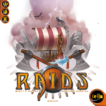 Buy Raids only at Bored Game Company.