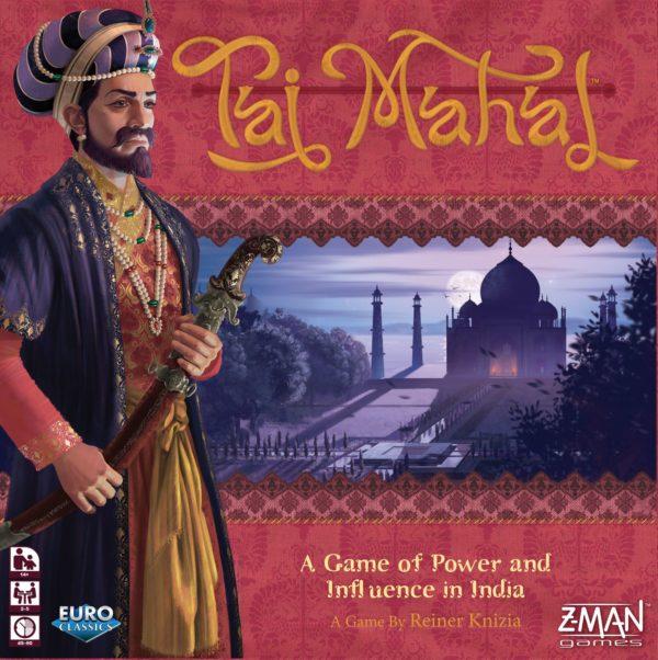 Buy Taj Mahal only at Bored Game Company.