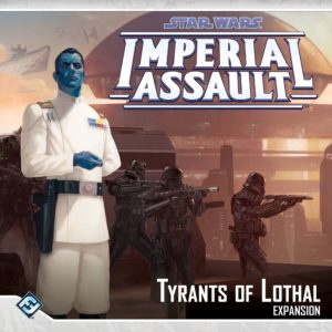 Buy Star Wars: Imperial Assault – Tyrants of Lothal only at Bored Game Company.