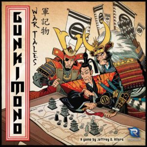 Buy Gunkimono only at Bored Game Company.
