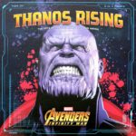 Buy Thanos Rising: Avengers Infinity War only at Bored Game Company.