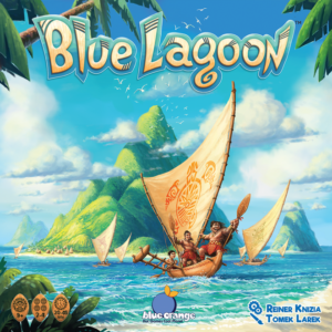 Buy Blue Lagoon only at Bored Game Company.