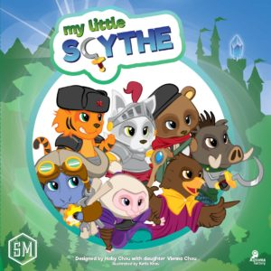 Buy My Little Scythe only at Bored Game Company.