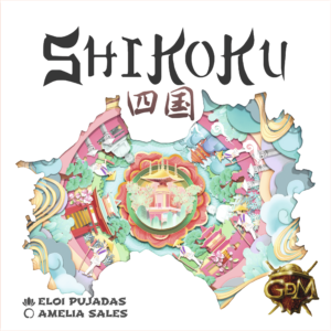 Buy Shikoku only at Bored Game Company.