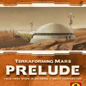 Buy Terraforming Mars: Prelude only at Bored Game Company.