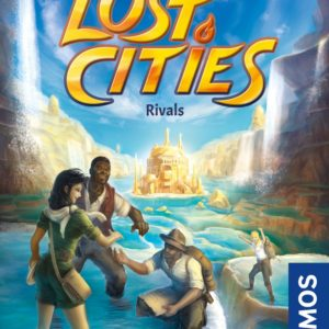 Buy Lost Cities: Rivals only at Bored Game Company.