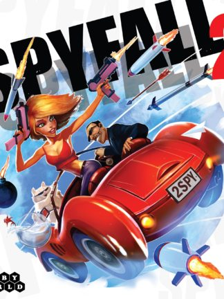 Buy Spyfall 2 only at Bored Game Company.