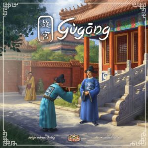 Buy Gùgōng only at Bored Game Company.