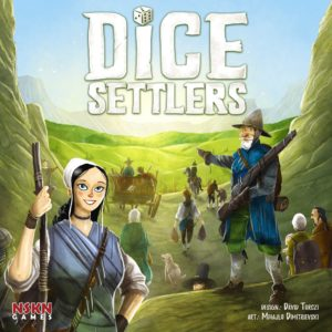 Buy Dice Settlers only at Bored Game Company.