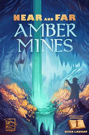 Buy Near and Far: Amber Mines only at Bored Game Company.