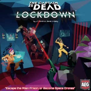 Buy The Captain Is Dead: Lockdown only at Bored Game Company.