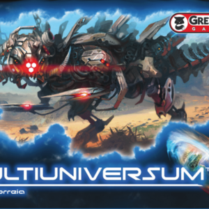 Buy Multiuniversum only at Bored Game Company.