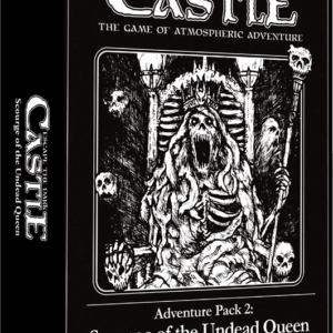 Buy Escape the Dark Castle: Adventure Pack 2 – Scourge of the Undead Queen only at Bored Game Company.