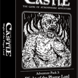 Buy Escape the Dark Castle: Adventure Pack 3 – Blight of the Plague Lord only at Bored Game Company.