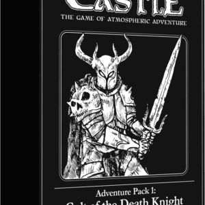 Buy Escape the Dark Castle: Adventure Pack 1 – Cult of the Death Knight only at Bored Game Company.