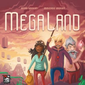 Buy Megaland only at Bored Game Company.