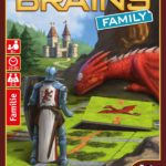 Buy Brains Family: Burgen & Drachen only at Bored Game Company.