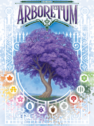 Buy Arboretum only at Bored Game Company.