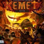 Buy Kemet: Seth only at Bored Game Company.