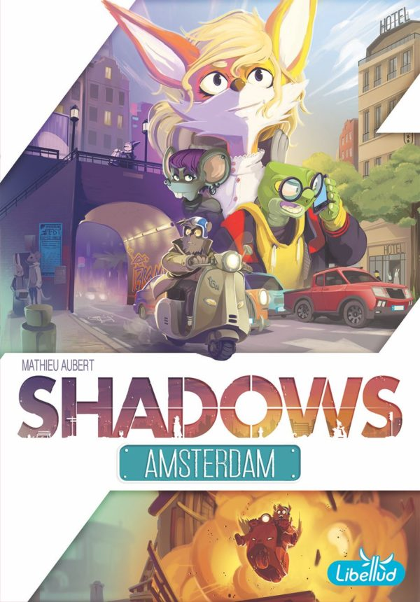Buy Shadows: Amsterdam only at Bored Game Company.