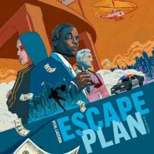Buy Escape Plan only at Bored Game Company.