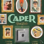 Buy Caper only at Bored Game Company.