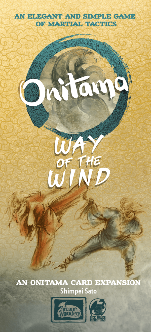 Buy Onitama: Way of the Wind only at Bored Game Company.