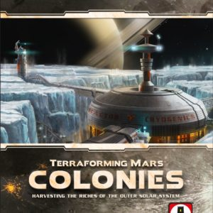Buy Terraforming Mars: Colonies only at Bored Game Company.