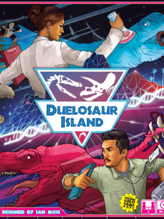 Buy Duelosaur Island only at Bored Game Company.