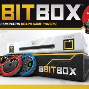 Buy 8Bit Box only at Bored Game Company.