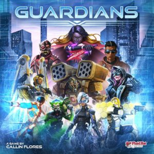 Buy Guardians only at Bored Game Company.