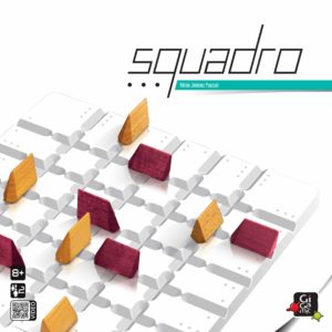 Buy Squadro only at Bored Game Company.