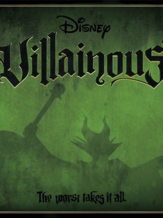Buy Disney Villainous only at Bored Game Company.