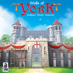 Buy Walls of York only at Bored Game Company.