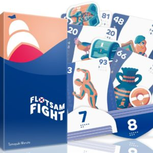 Buy Flotsam Fight only at Bored Game Company.