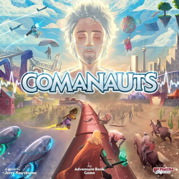 Buy Comanauts only at Bored Game Company.