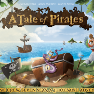 Buy A Tale of Pirates only at Bored Game Company.