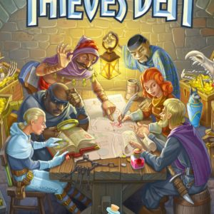Buy Thieves Den only at Bored Game Company.