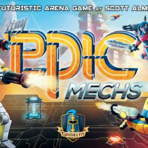 Buy Tiny Epic Mechs only at Bored Game Company.