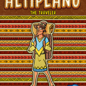 Buy Altiplano: The Traveler only at Bored Game Company.