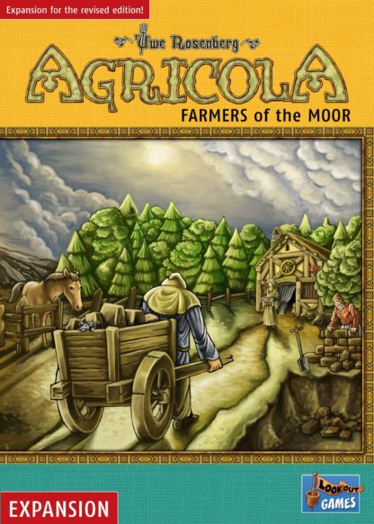 Buy Agricola: Farmers of the Moor only at Bored Game Company.