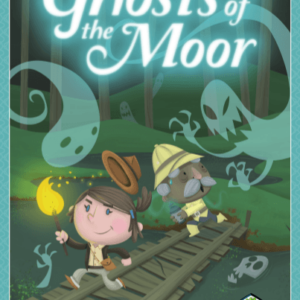 Buy Ghosts of the Moor only at Bored Game Company.