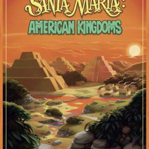 Buy Santa Maria: American Kingdoms only at Bored Game Company.