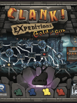 Buy Clank! Expeditions: Gold and Silk only at Bored Game Company.
